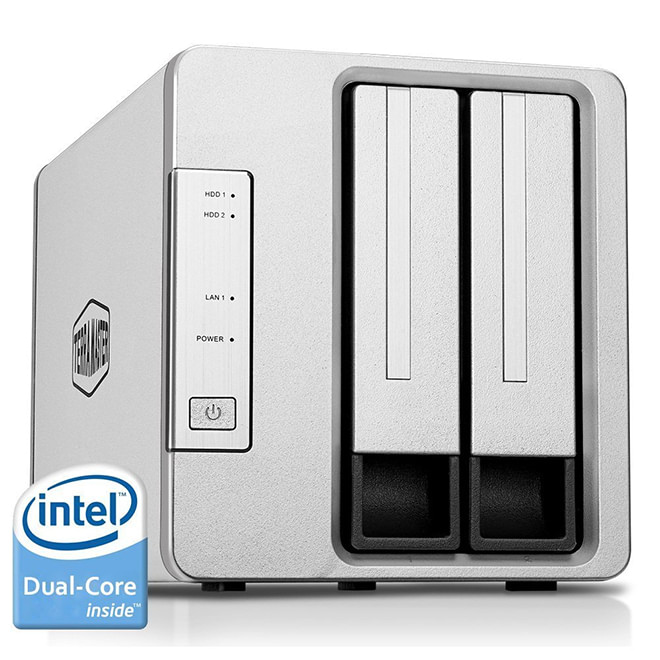 photo du serveur NAS TerraMaster F2-220