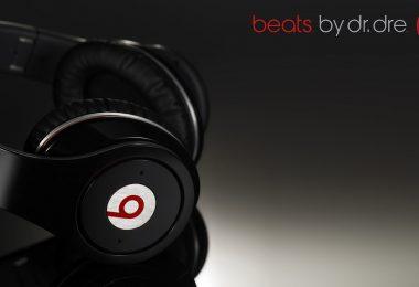 illustration montrant un casque audio de la marque beats