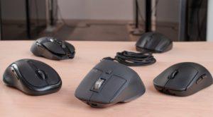 souris logitech sans fil